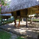 Traditional Ifugao hut