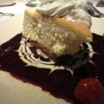 Cheesecake at Jasons
