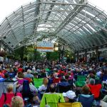 Reston Town Center summer concert