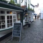 Elderflower Restaurant on the Quay