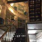 Prison Stairs