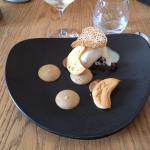 variations sur le dessert