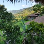 Kelimutu Crater Lakes Eco Lodge, Moni, Flores Foto