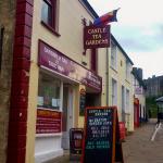 Castle Tea Gardens, Conwy