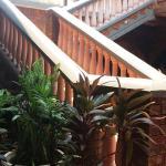 grand stair way hotel Caribbean Utila