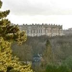 Chambre avec vue sur le Château de Versailles