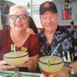 Huge Cadillac Margaritas