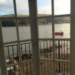 Foto de The Old Quay House Hotel