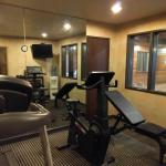 Hotel Workout Room