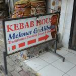 Photo de Mehmet and Ali Baba Kebab House