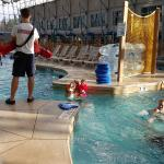 Entering the Lazy River