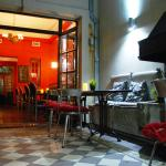 Patio and Bar