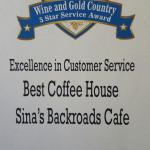 ภาพถ่ายของ Sina's Backtroads Cafe