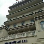BEST WESTERN Hotel Bellevue Au Lac Foto