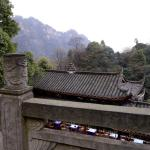 Mountains and teahouses
