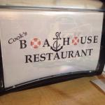 Cook's Boathouse Restaurant