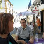 Taberna de Antonio, street tables