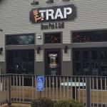 The Trap located Upstairs