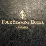 Photo de Four Seasons Hotel Boston