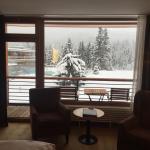 Tolles Haus in winterlicher Umgebung. Erstklassiger Service.