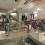 Bar vom Viktoria Hotel