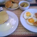 Завтрак (шведский стол)