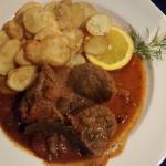 Rindfleisch aus dem Ofen