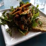 kale salad I think