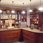 Shop in the early twentieth century