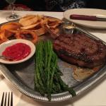 A steak dinner for two at Lewnes