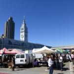 Markets by SF Ferry Terminal