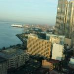 Great view of Manila bay