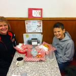 Lunch at Minnesoda Fountain-Deer Season