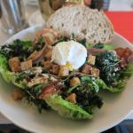 The Caesar Salad (with Boerenkohl!)
