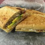 Cuban Sandwich with Avacado