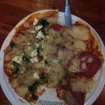 Pizza ohne Pizzaboden