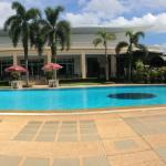 La piscine est à nous !