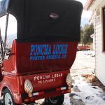 Poncha Lodge Parade Ride