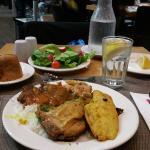 Food was good