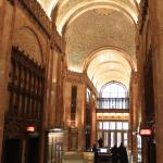 Views of the lobby