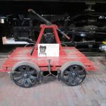 manual locomotion