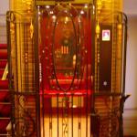 Vintage elevator with modern upgrades