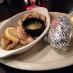 Lobster & Shrimp special