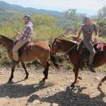 Horseback Riding in January 2016