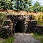 Trail Tunnel Under Hwy