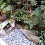 Garden Outside Room