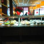 Brunch buffet at Ruby Tuesdays, Urbandale