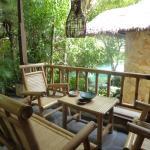 Villa Garden porch