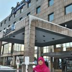Foto de Radisson Blu Conference & Airport Hotel