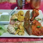 Gandhi - Tandoori Mixed Grill